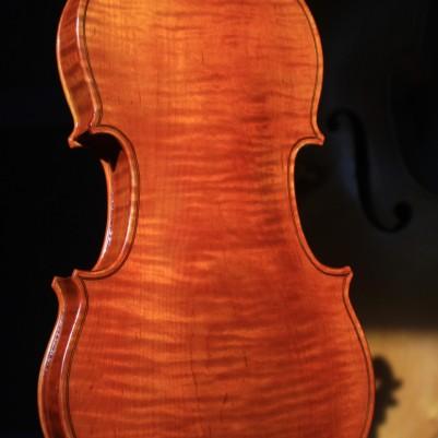 burns violins