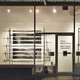 Matthew Dockrey / Time Machines / located at Woolworth windows