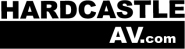 Hardcastle AV logo