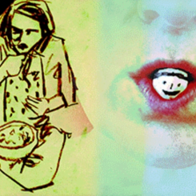 "Video Still ""Pistachios"" by Terese Cuff"