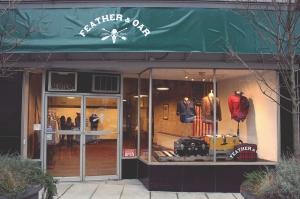 Feather & Oar Storefront