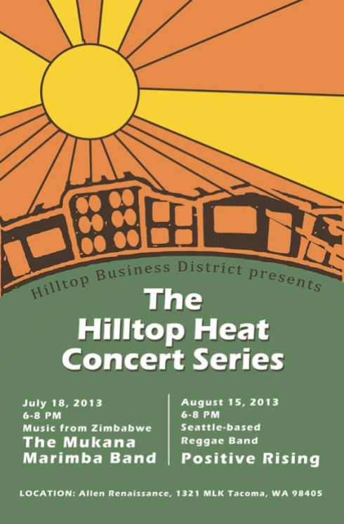 Hilltop Heat Concert Series