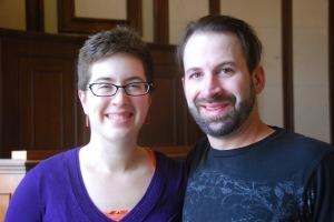 Christina Hughes & Tim Samland of Working Class Theater NW