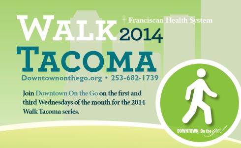 Walk Tacoma 2014