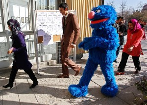 NEW – Grover from Sesame Street LIVE will be making a special appearance at our Walk Tacoma Kick-Off!