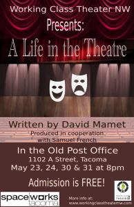 Truly unique, grassroots theatre!