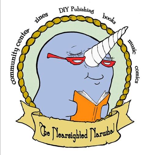 """A cute little self-publishing shop in Tacoma, WA."""