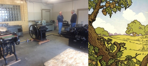 GRAND OPENING: The Arts & Crafts Press