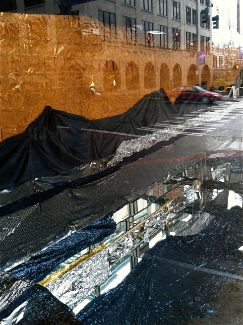 "Reflections through a window: Anastasia Zielinski's ""Bright Light Heavy""."