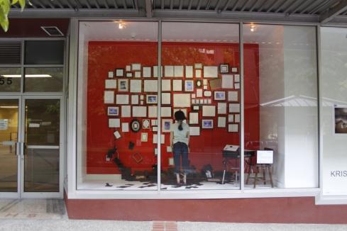 Woolworth installation by Ellen Hochberg