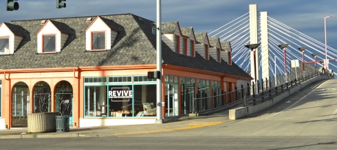 REVIVE furniature collective on Puyallup Avenue