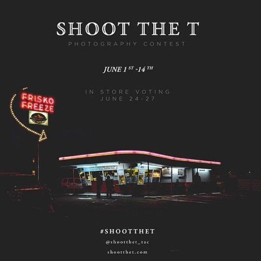 Shoot The T III Flyer