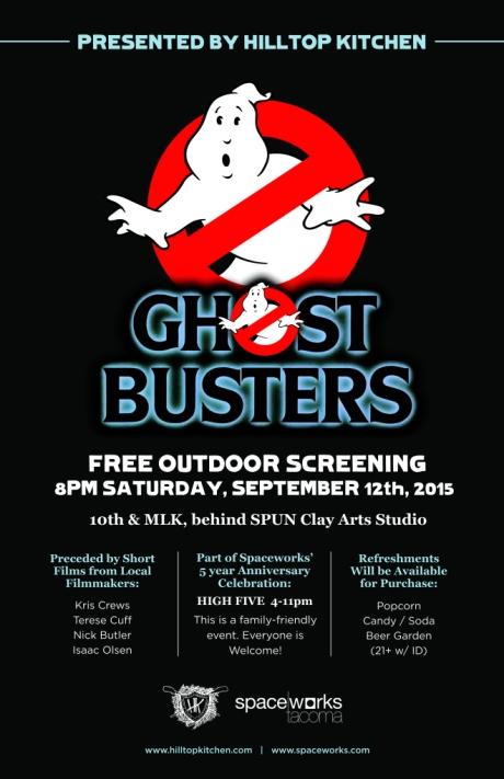 film, Ghostbusters