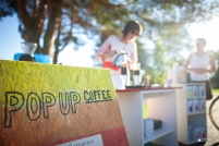 Pop Up Coffee makes its debut