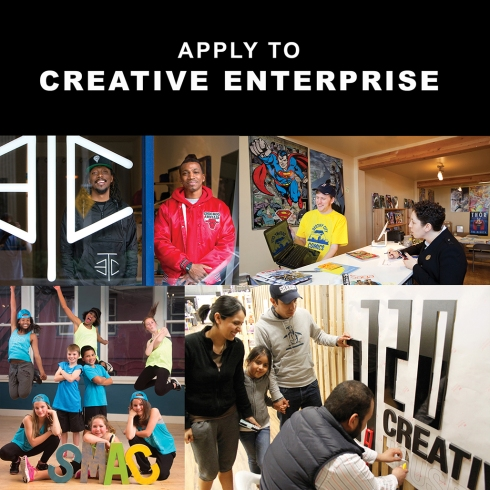 Creative Entrepreneure sbringing their small business dreams to life in Tacoma! Application for Spaceworks Creative Enterprise prgoram are now availaable. Deadline to apply: December 7, 2015. Click here to learn more.