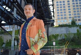 Dmitry Mikheyev - Spaceworks Marketing Coordinator