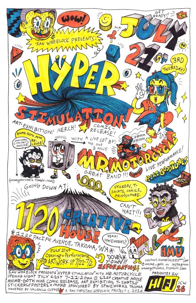Hyper Stimulation Poster 2