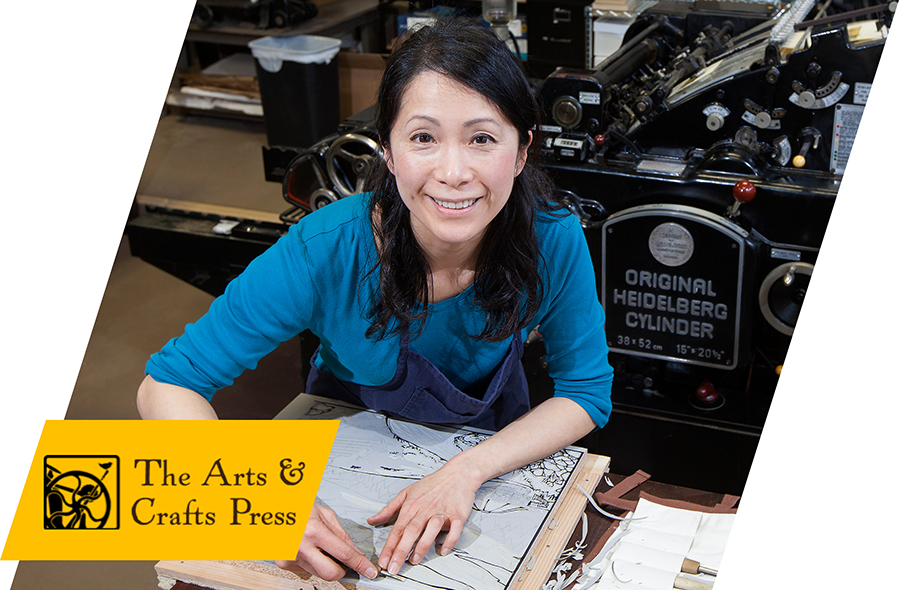 Arts & Crafts Press - Spaceworks Spotlight
