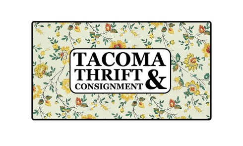 Tacoma Thrift & Consignment Logo
