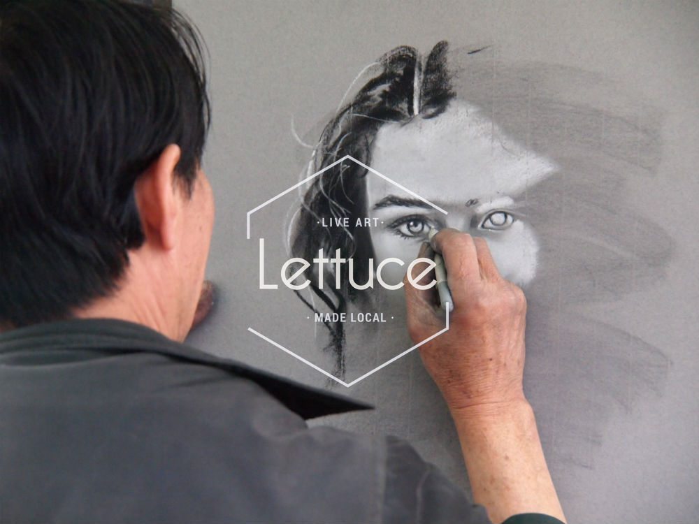 Lettuce is an Interactive Live Art Event in Tacoma