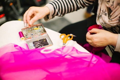 Productivity Parlour offers sewing classes in Tacoma
