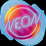 NEON Logo bright