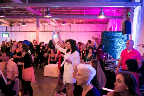 Spaceworks Tacoma NEON Annual Fundraiser 2017
