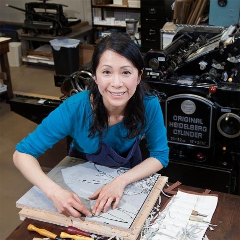 Yoshiko Yamamoto, The Arts & Crafts Press