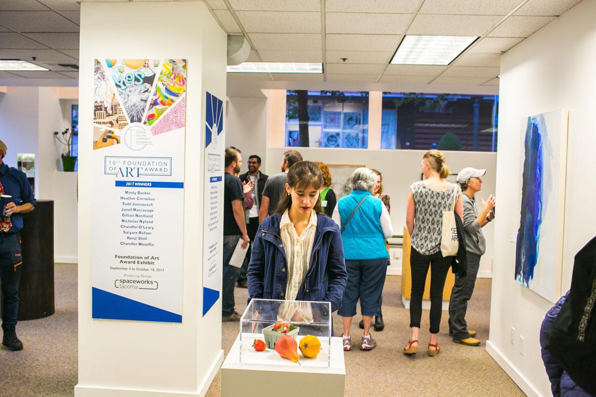 Foundation of Art Award Opening Reception